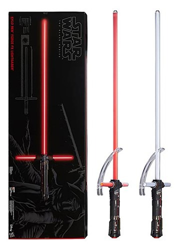 Star Wars Ep. 7 Kylo Ren Force FX Deluxe Lightsaber