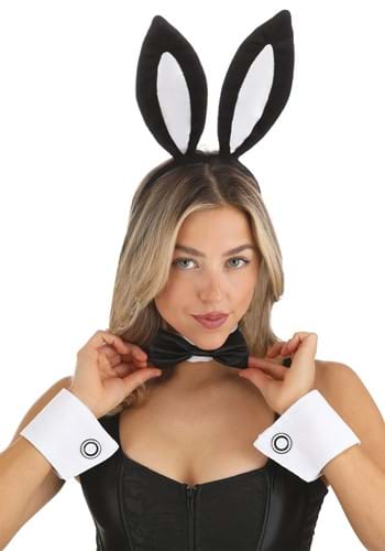 Click Here to buy Sexy Bunny Costume Kit from HalloweenCostumes, CDN Funds & Shipping