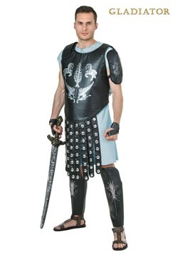 Men's Gladiator Maximus Arena Costume