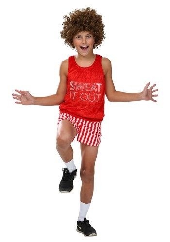 Click Here to buy Kids Richard Simmons Costume from HalloweenCostumes, CDN Funds & Shipping