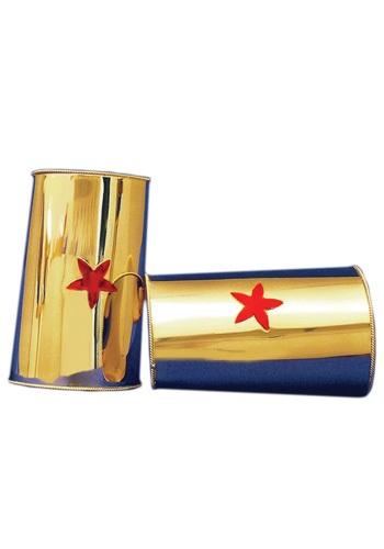 Red Star Gold Cuffs