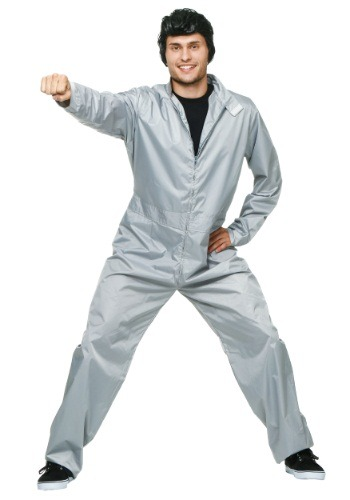 Click Here to buy Plus Size Greased Lightning Jumpsuit Costume from HalloweenCostumes, CDN Funds & Shipping