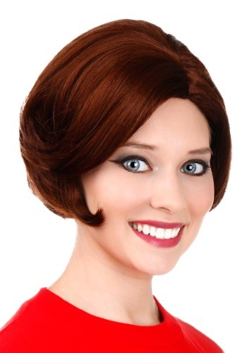 Womens Incredible Superhero Wig