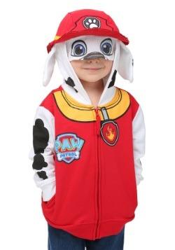 Kid's Marshall Paw Patrol Costume Hoodie