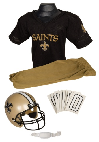 NFL Saints Uniform Costume