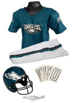 NFL Eagles Uniform Costume