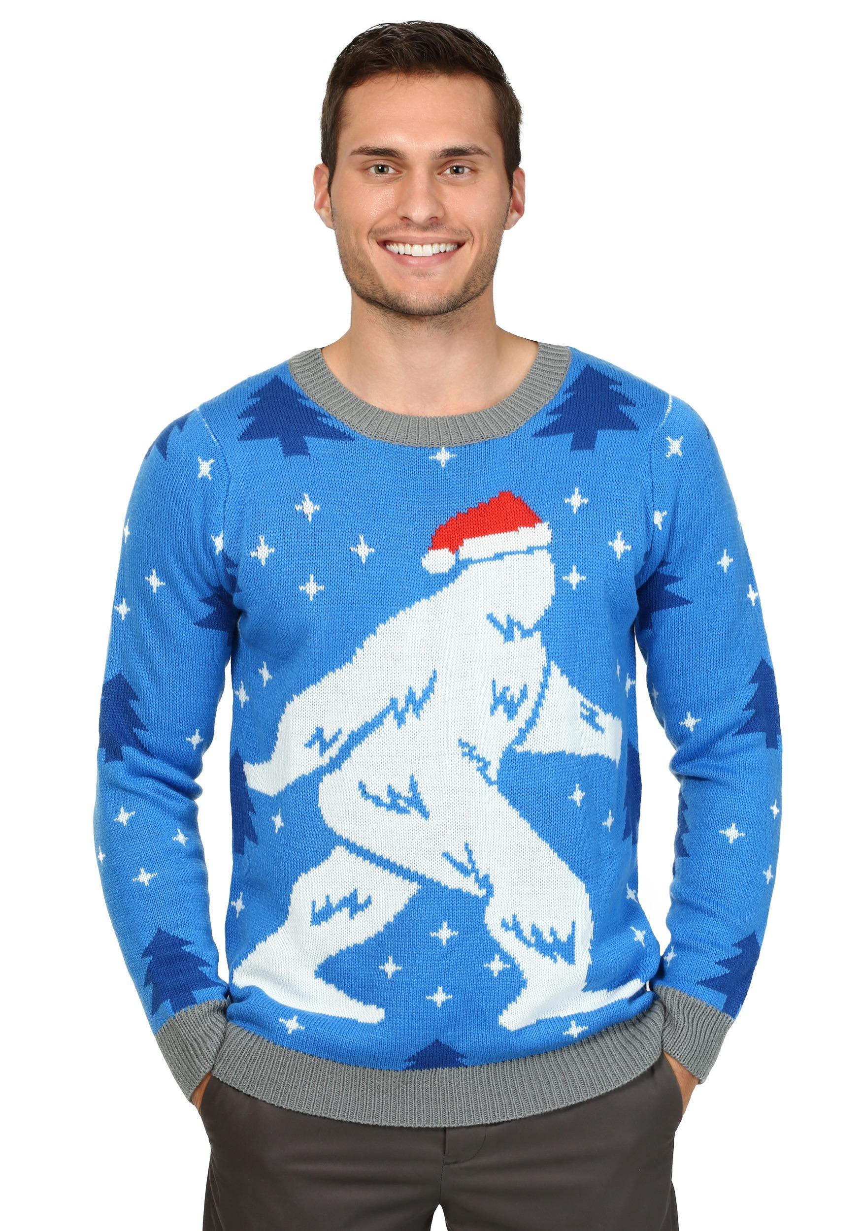 Yeti Ugly Christmas Sweater