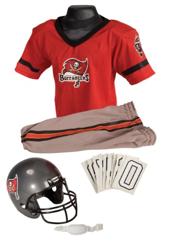 NFL Buccaneers Uniform Costume