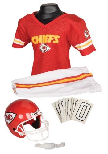 NFL Chiefs Uniform Costume