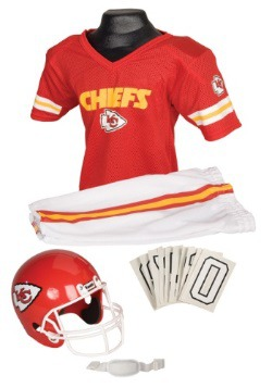 NFL Chiefs Uniform Costume