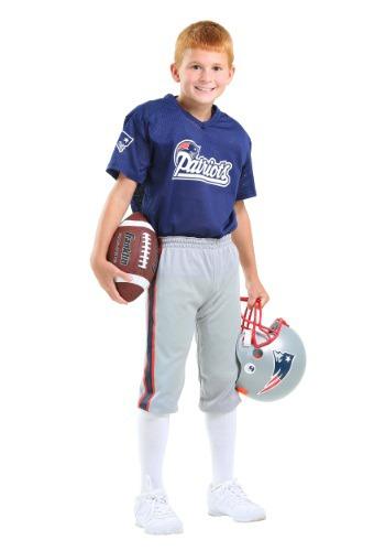 NFL Patriots Uniform Costume