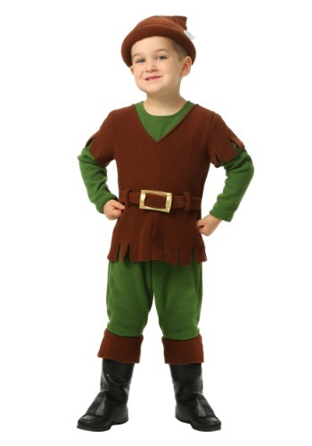 Click Here to buy Toddler Little Robin Hood Costume from HalloweenCostumes, CDN Funds & Shipping