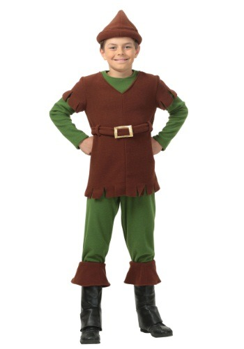 Click Here to buy Little Robin Hood Boys Costume from HalloweenCostumes, CDN Funds & Shipping