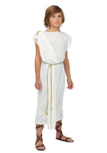 Childrens Toga Costume   Costume