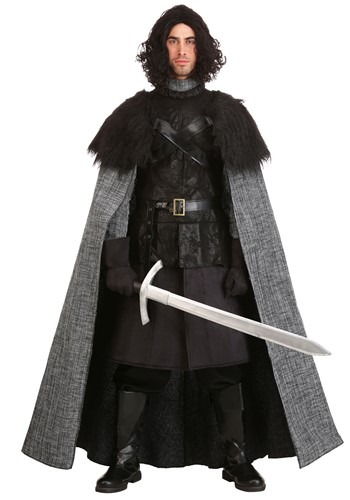 Plus Size Dark Northern King Costume