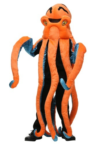 Click Here to buy Octopus Kids Costume from HalloweenCostumes, CDN Funds & Shipping
