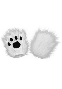 Fingerless White Paws