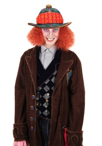 Alice in Wonderland Mad Hatter Safari Hat