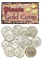 Gold Pirate Coins