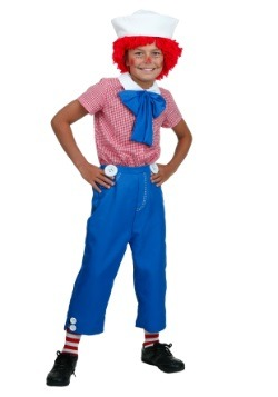 Child Raggedy Andy Costume
