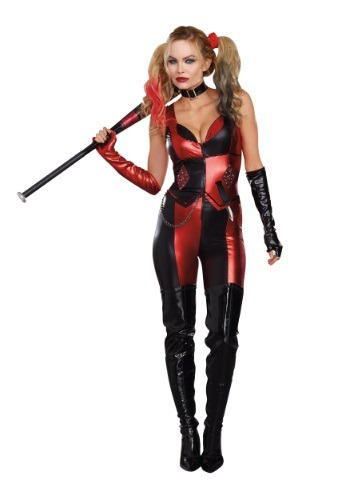 Click Here to buy Harlequin Blaster Costume from HalloweenCostumes, CDN Funds & Shipping