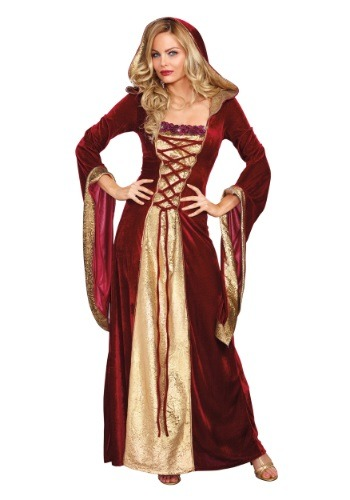 Click Here to buy Lady of the Thrones Womens Costume from HalloweenCostumes, CDN Funds & Shipping