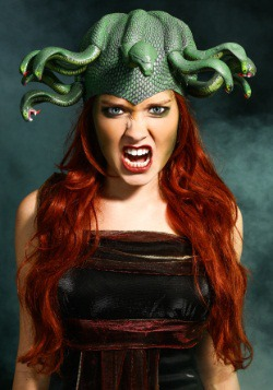 Medusa Headpiece