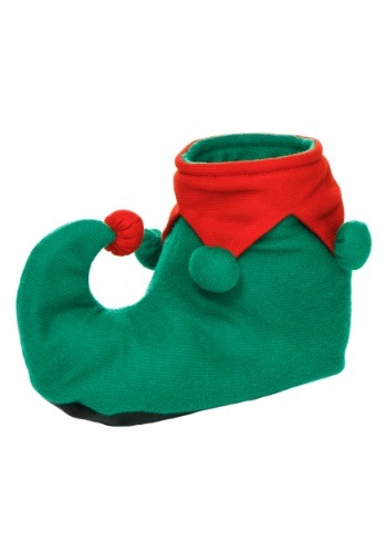 Click Here to buy Kids Christmas Elf Shoes from HalloweenCostumes, CDN Funds & Shipping