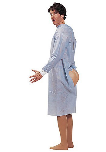 Patient Costume