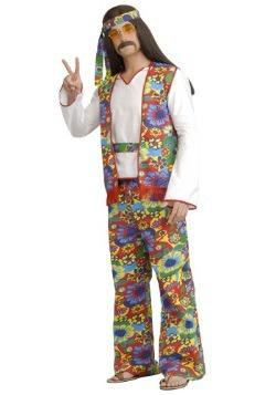 Men's Hippie Costume