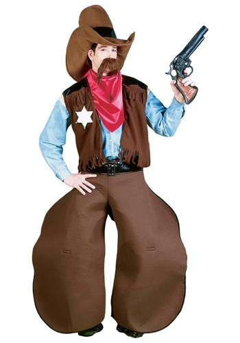 Click Here to buy Adult Ole Cowhand Cowboy Costume from HalloweenCostumes, CDN Funds & Shipping