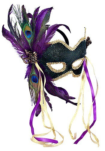 Click Here to buy Carnival Mardi Gras Mask from HalloweenCostumes, CDN Funds & Shipping