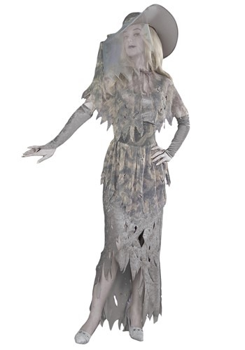 Click Here to buy Womens Ghost Costume from HalloweenCostumes, CDN Funds & Shipping
