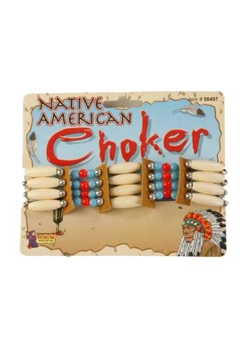 Beaded Indian Choker