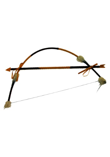 Click Here to buy Native American Bow and Arrow Set from HalloweenCostumes, CDN Funds & Shipping