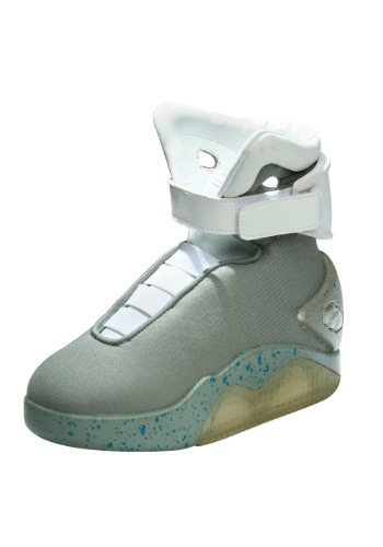 Click Here to buy Back to the Future Shoes for Kids from HalloweenCostumes, CDN Funds & Shipping
