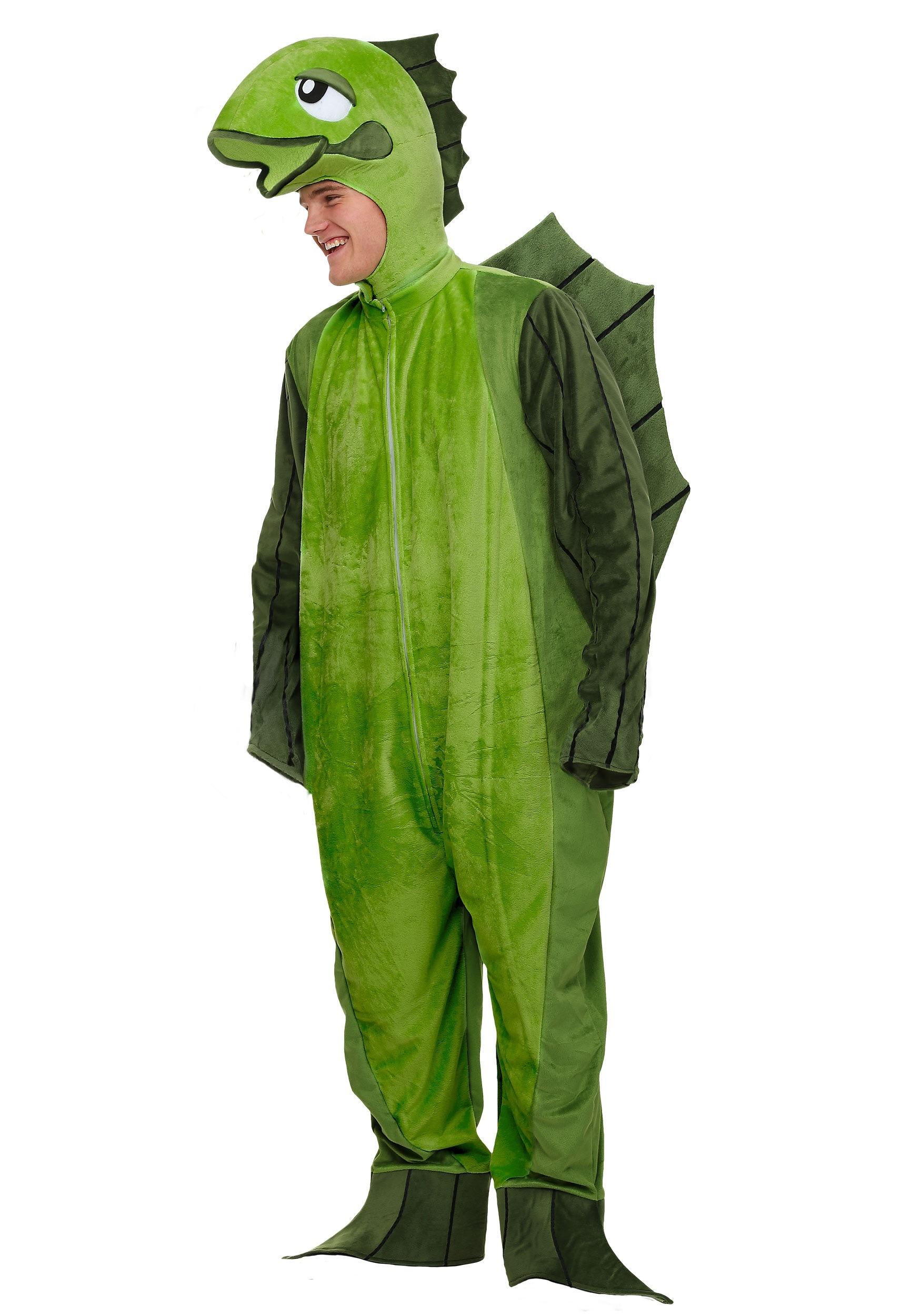 Adult Fish Costume