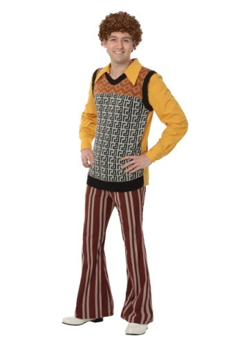 Click Here to buy Mens Plus Size 70s Costume from HalloweenCostumes, CDN Funds & Shipping