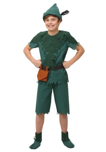 Click Here to buy Kids Peter Pan Costume from HalloweenCostumes, CDN Funds & Shipping