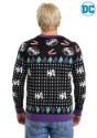 The Joker Santa Sweater Back
