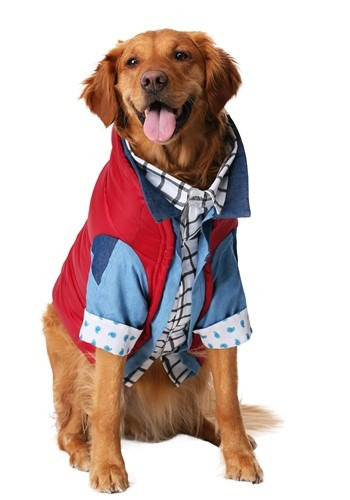 Click Here to buy Marty McFly Dog Costume from HalloweenCostumes, CDN Funds & Shipping