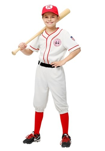 Click Here to buy A League Of Their Own Kids Jimmy Costume from HalloweenCostumes, CDN Funds & Shipping