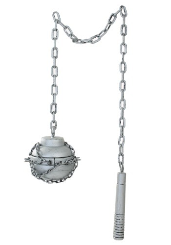 Kill Bill Gogo Yubari Chain Mace Toy Weapon