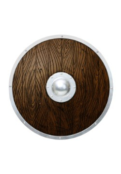 Wooden Viking Shield