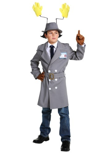 Inspector Gadget Costume for Boys