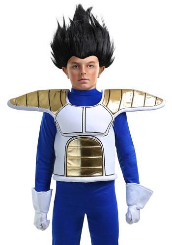 Dragon Ball Z Saiyan Child Armor Accessory