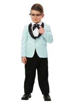 Toddler Mr. 50's Costume