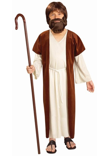 Click Here to buy Kids Shepherd Costume from HalloweenCostumes, CDN Funds & Shipping
