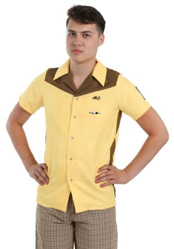 Click Here to buy Plus Size Medina Sod Bowling Shirt Costume from Big Lebowski from HalloweenCostumes, CDN Funds & Shipping