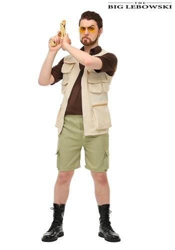The Big Lebowski Plus Size Walter Costume